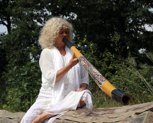 Stella Westerhof klankhealing