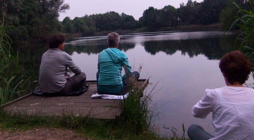 meditatie natuur